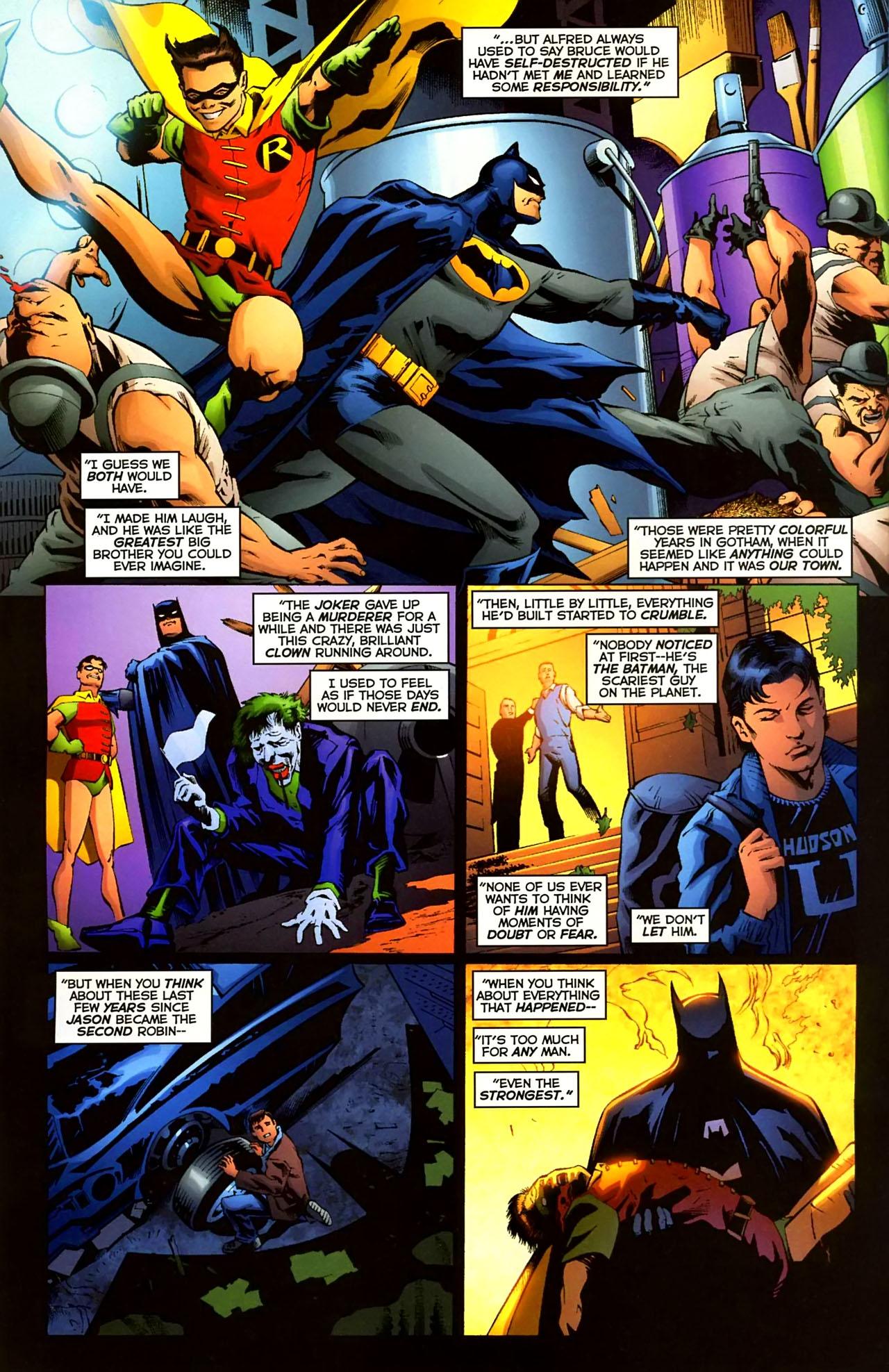 Read online Batman: The Black Casebook comic -  Issue # TPB - 177