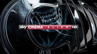 Sky Cinema Alien HD Italia - Hotbird Frequency