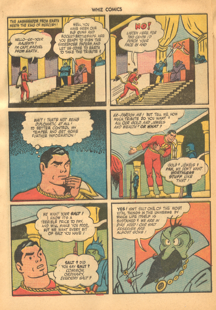 WHIZ Comics issue 69 - Page 8