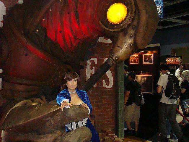 elizabeth bioshock cosplay
