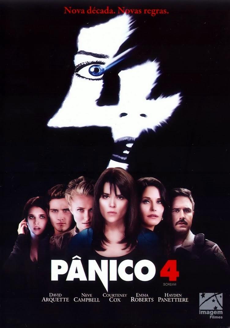 Pânico 4 – Dublado (2011)