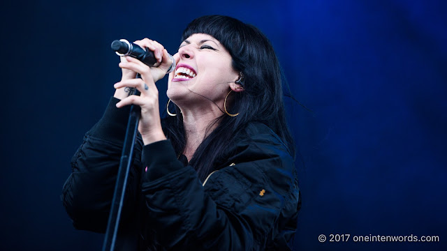 Sleigh Bells at The Portlands for NXNE on June 23, 2017 Photo by John at One In Ten Words oneintenwords.com toronto indie alternative live music blog concert photography pictures photos