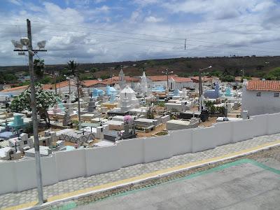 Resultado de imagem para fotos do cemiterio de sao paulo do potengi