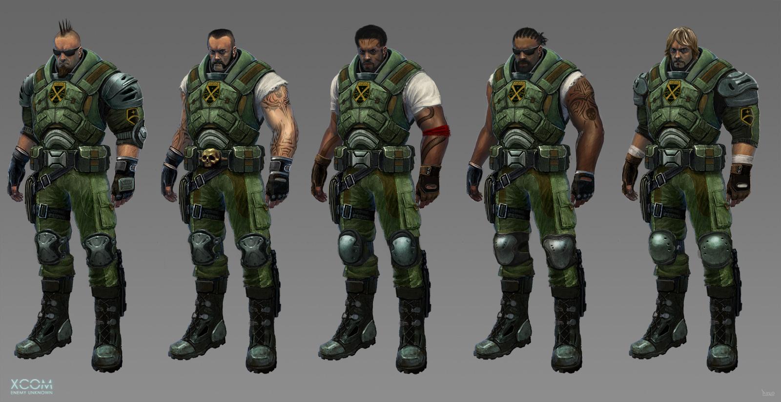 piero macgowan - blog: xcom soldiers and progression