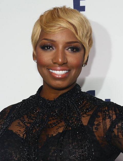 nena leakes light golden blonde hair