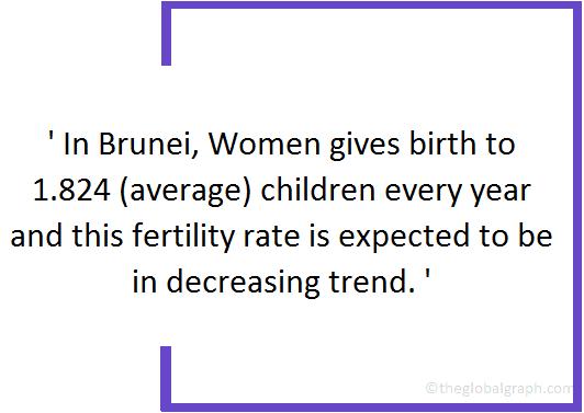 Brunei  Population Fact