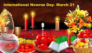 International Day of Nowruz March 21