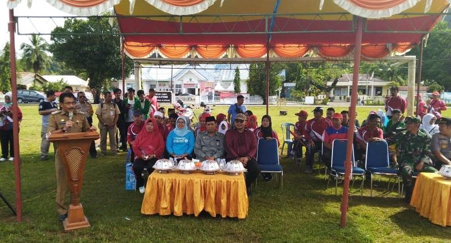 Kabupaten Pangkep Gelar Kampanye Pendidikan Inklusif Lewat Festival Olahraga