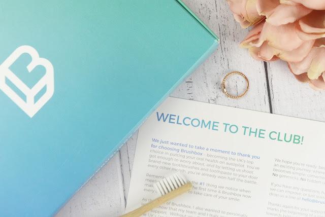 Brushbox Oral Hygiene Subscription Service Review   Lovelaughslipstick Blog
