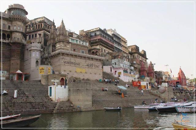Munshi Ghat Varanasi