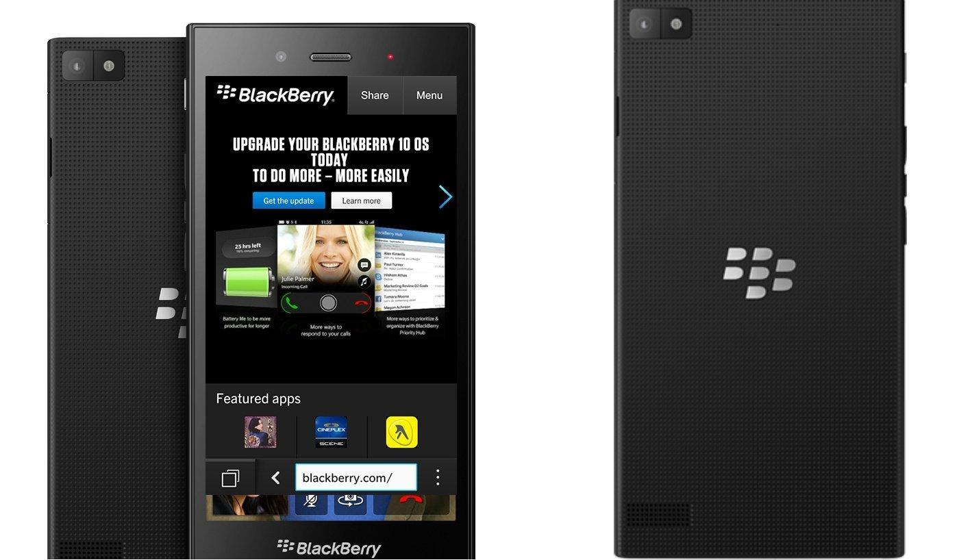 Blackberry Z3 Anti Theft Removal STJ100-1/2 Official Stock