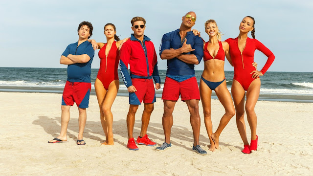 Baywatch Dwayne Johnson