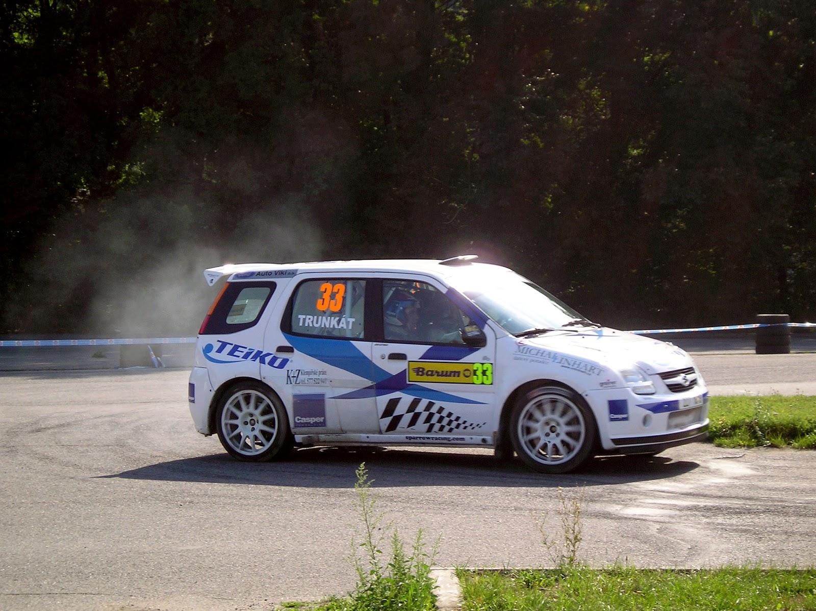 Suzuki Ignis II, 5D, rajdy, wyścigi