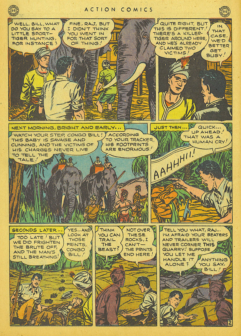 Read online Action Comics (1938) comic -  Issue #86 - 16