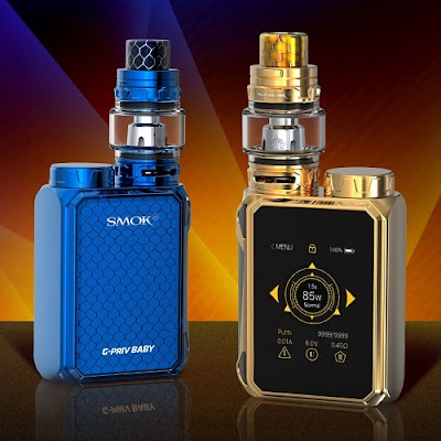 SMOK G-Priv Baby Starter E-cigarette Box Kit Revews