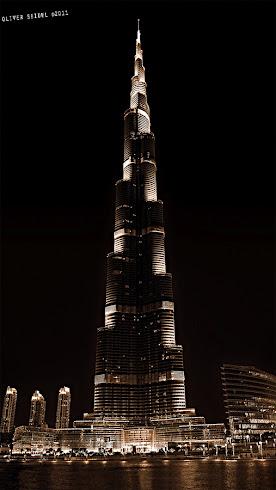 Tallest Building: Burj Khalifa Dubai