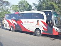 Catatan Perjalanan PO Haryanto 100 (HR100) Solo-Jakarta (Tanjung Priok)