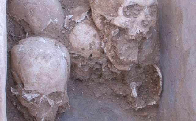 9,000-year-old 'ossuaries' found in southern Jordan