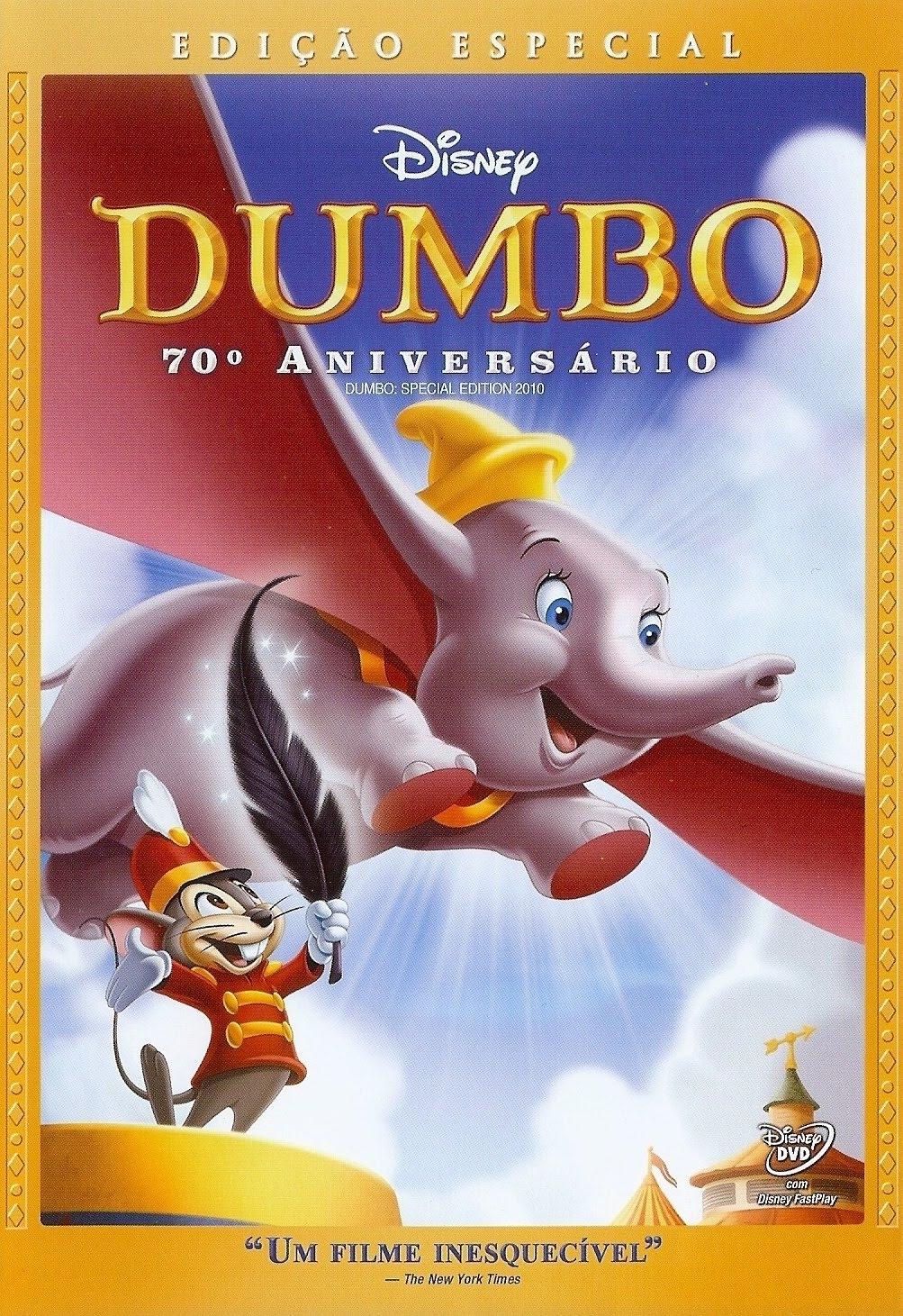 Dumbo – Dublado (1941)
