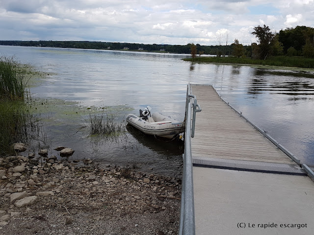 Shelburne Bay Boat Ramp