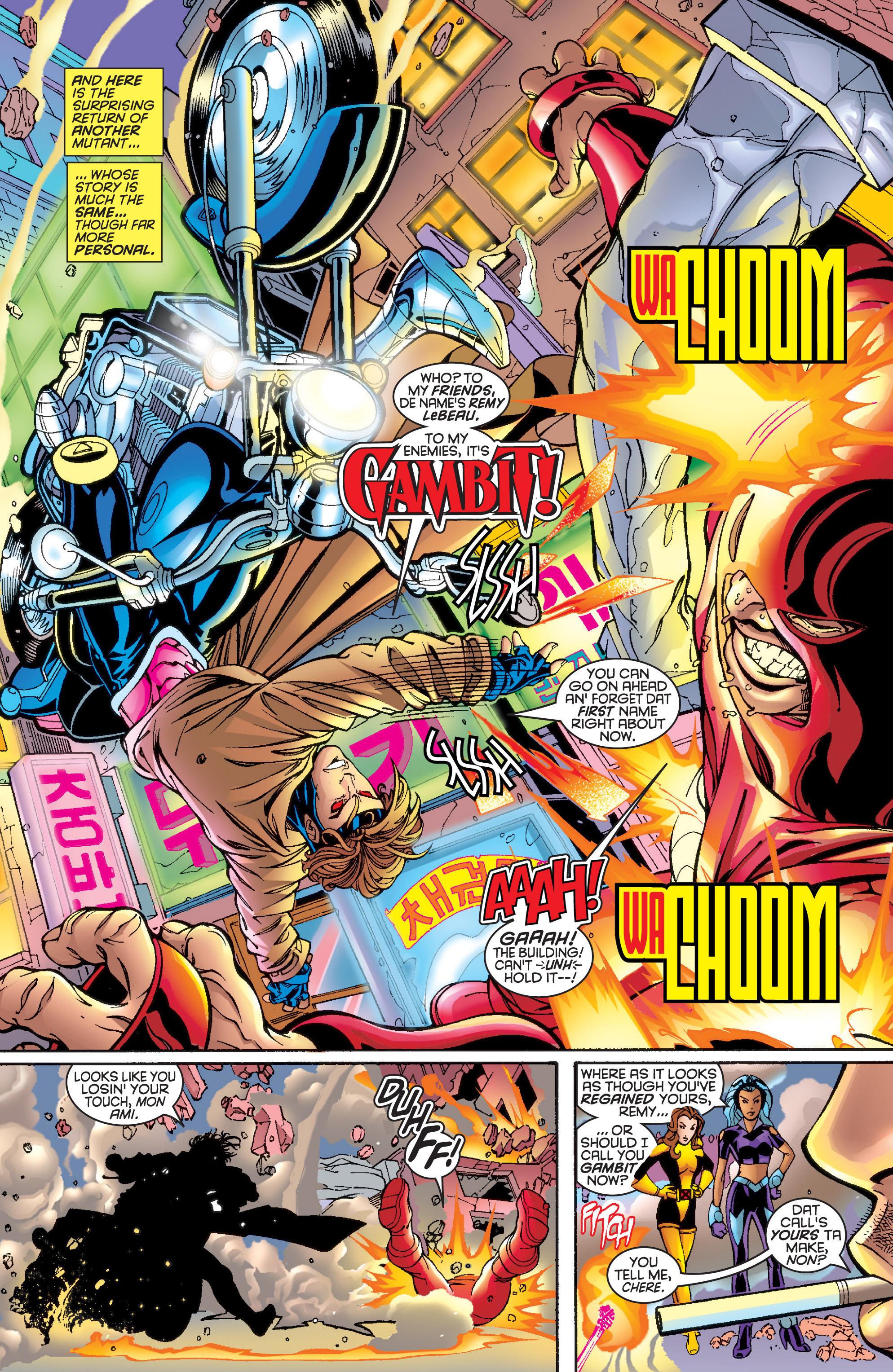 Read online Uncanny X-Men (1963) comic -  Issue #361 - 14