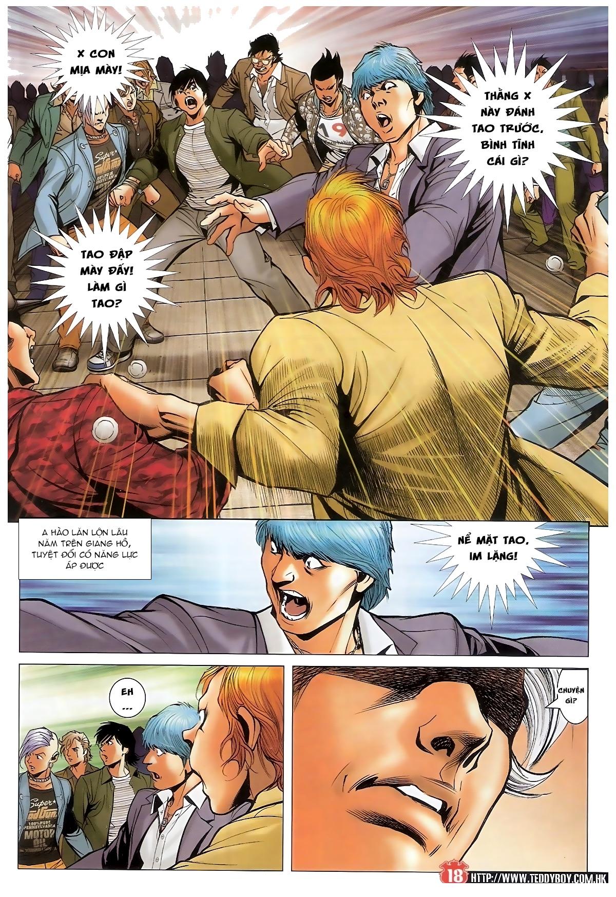 Người Trong Giang Hồ - Chapter 1561: Lòng người theo về - Pic 15