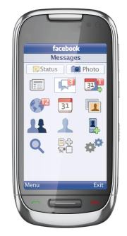 facebook apps for smart phone