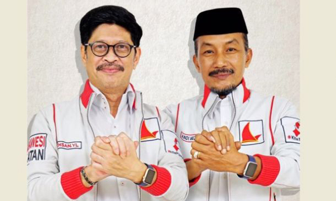 IYL-Cakka Tunggu Restu SBY, Ian Latanro: Mudah-mudahan Demokrat Bisa Bersama