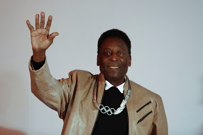 Pele Hopes to Attend Rio Olympics Games 2016 Closing Ceremony