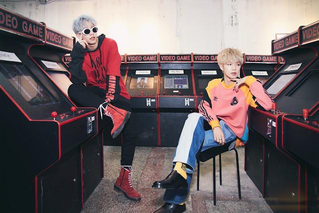 MXM (BRANDNEWBOYS) 2nd Mini Album <MATCH UP> CONCEPT PHOTO (M ver.)