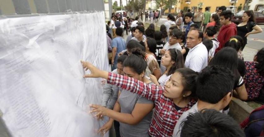 PRONABEC: Este viernes 18 de enero se publicará lista de preseleccionados para Beca 18 - www.pronabec.gob.pe