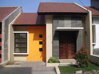 rumah minimalis: ruma type 45