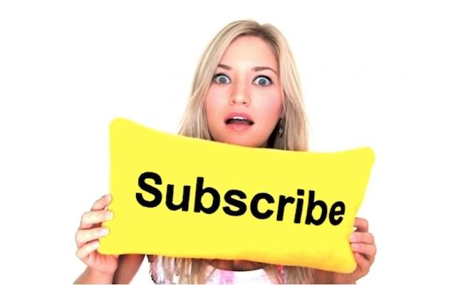 """Hướng dẫn cách bật cửa sổ """"Xác nhận đăng ký kênh"""" YouTube"""