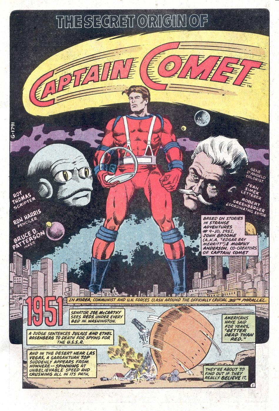 Read online Secret Origins (1986) comic -  Issue # _Annual 1 - 38