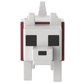 Minecraft Series 19 Wolf Mini Figure