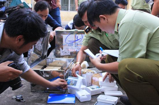 TPHCM phát hiện gần 1.900 vụ hàng dỏm