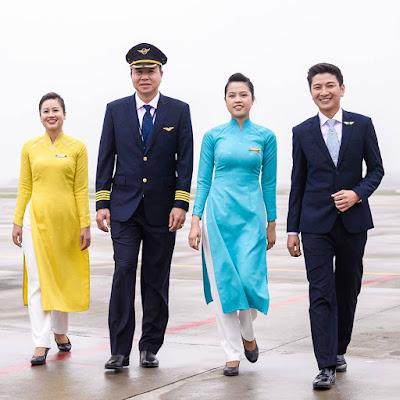 Vietnam Airlines lên kế hoạch bay đến Mỹ vào năm 2018