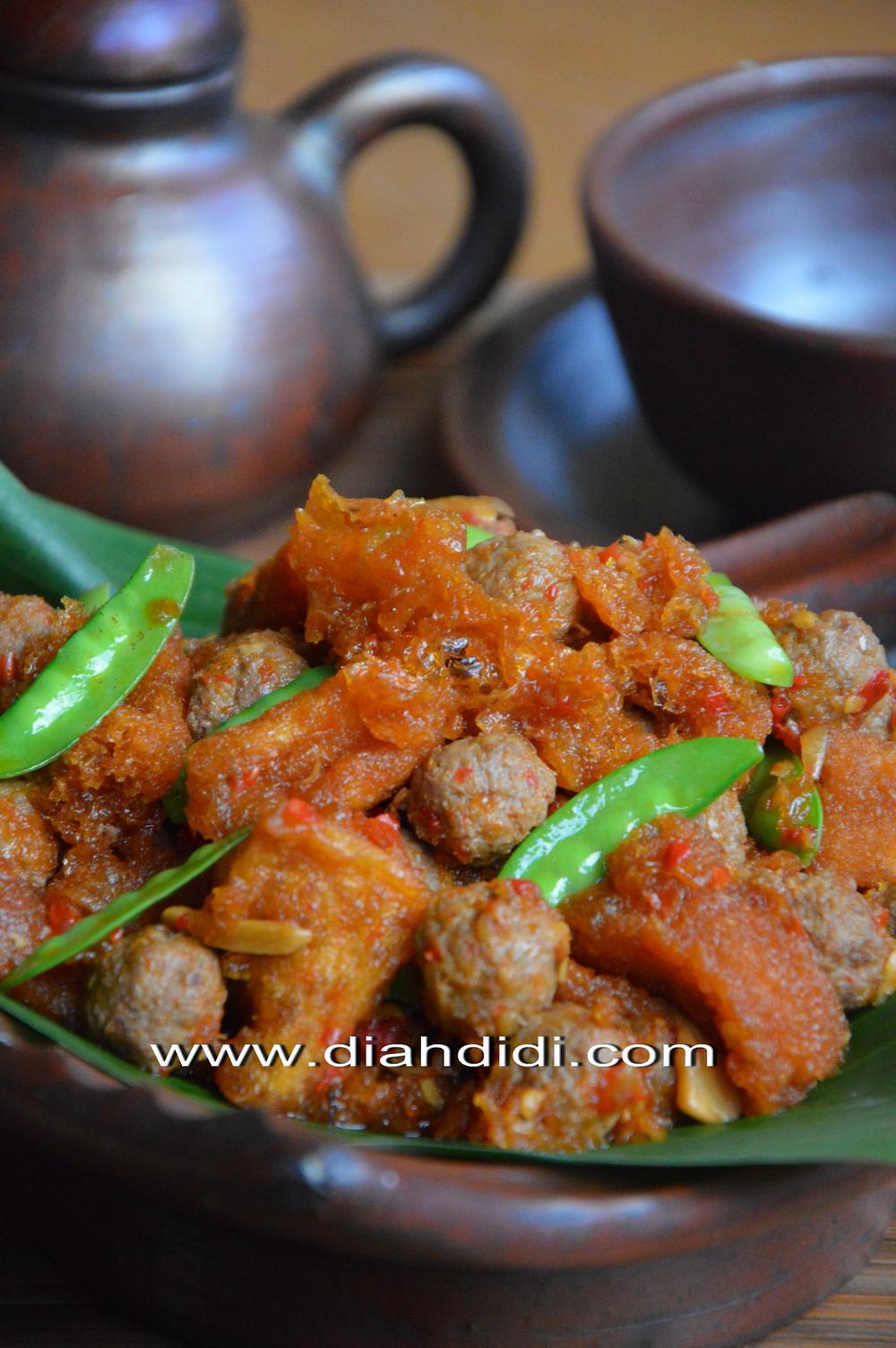 Resep Sambal Goreng Daging : resep, sambal, goreng, daging, Didi's, Kitchen:, Inspirasi, Puasa, Lebaran..Sambel, Goreng, Kreni, Yogya