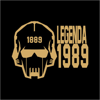 Legenda 1989 Free Download Vector CDR, AI, EPS and PNG Formats