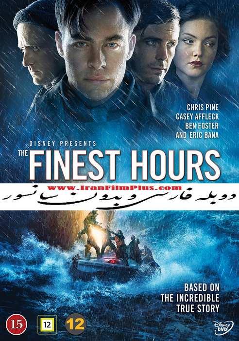 دانلود فیلم بهترین ساعات (2016) The Finest Hours