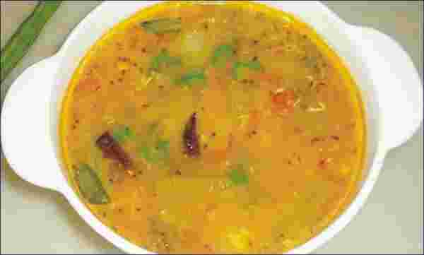 sambhar daal indian recipe
