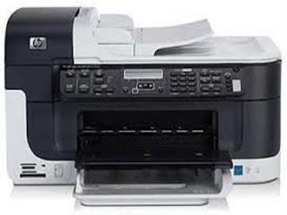 Image HP Officejet J6488 Printer