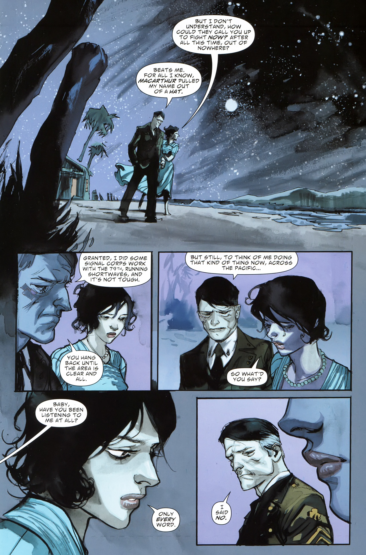 Read online American Vampire comic -  Issue #13 - 15