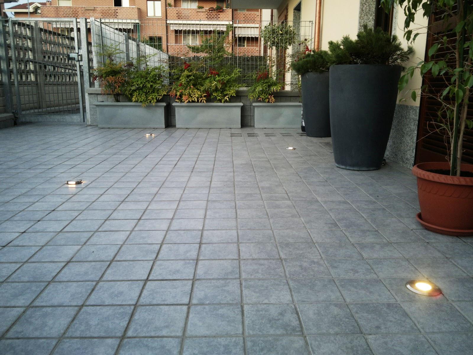 Faretti Pavimento Esterno: Swing faretto da incasso per pavimenti e scale adatto interni.