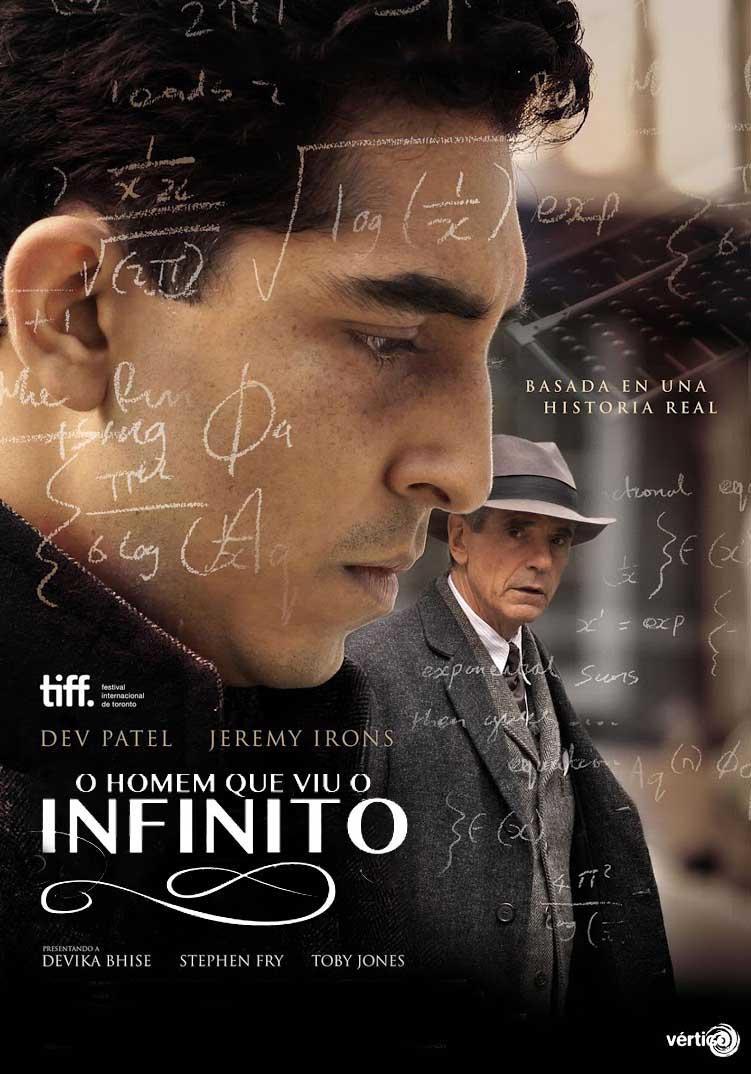 O Homem que Viu o Infinito – BluRay 720p e 1080p Dual Áudio (2016)