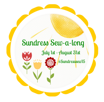 Sundress sew along 2015