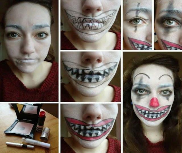 маникюр на Хэллоуин, Halloween, All Hallows' Eve, All Saints' Eve, костюмы зомби, костюмы на Хэллоуин, макияж на Хэллоуин, декор на Хэллоуин, грим на Хэллоуин, фотоидеи макияжа на Хэллоуин, фотоидеи маникюра на Хэллоуин, макияж праздничный, макияж хэллоуинский, костюмы, костюмы карнавальные, костюмы своими руками, костюмы на Хэллоуин своими руками, как сделать костюм зомби, как сделать грим зомби, , про макияж, про костюмы, , образ на Хэллоуин, маникюр для вечеринки, костюмы для Хэллоуина, ведьмы на Хэллоуин, макияж ведьмы на Хэллоуин, макияж клоуна на Хэллоуин, макияж Сахарного Черепа на Хэллоуин, http://prazdnichnymir.ru/ Стань звездой! Креативный макияж и идеи для Хэллоуина