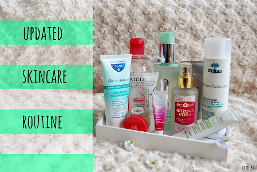 Updated Skincare Routine