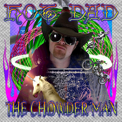 The Chowder Man album art