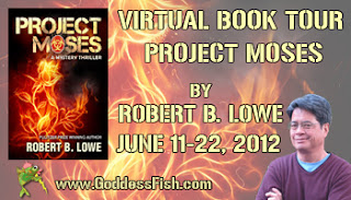 Guest Post with author Robert B. Lowe